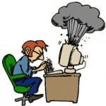 problem med computert